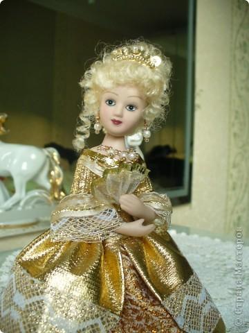 Вот и новая дама  - Анжелика. Она была переделана из второй Сони Мармеладовой. фото 3