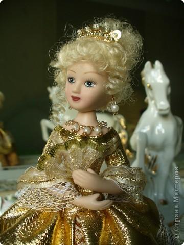 Вот и новая дама  - Анжелика. Она была переделана из второй Сони Мармеладовой. фото 4