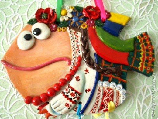 Поделка своими руками украинский сувенир