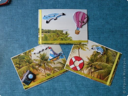 """Две маленькие серийки. Первая """" Под пальмами"""". Девочки поедем на остров, будем... фото 1"""