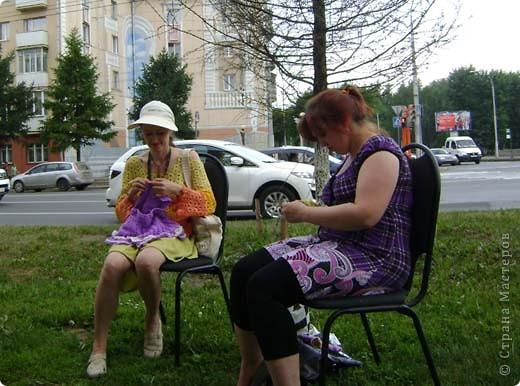 Всемирный день вязания на публике проходит во вторую субботу июня. фото 3