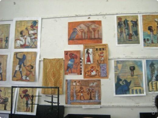 Египет в работах студентов фото 3