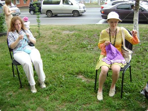 Всемирный день вязания на публике проходит во вторую субботу июня. фото 6