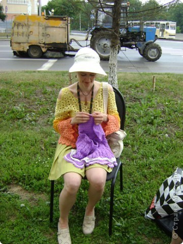 Всемирный день вязания на публике проходит во вторую субботу июня. фото 2
