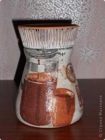 Баночка для кофе фото 1