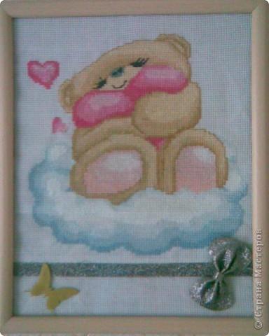 вышивка крестом фото 4