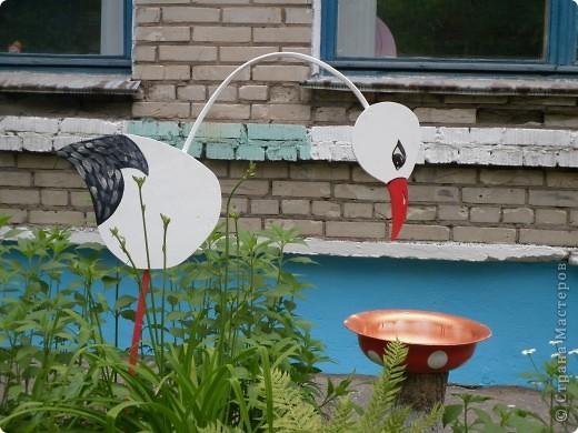 Супер -птица созданная руками нашей заведующей фото 2