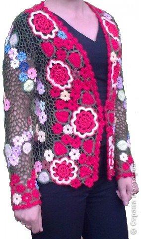Модель взята из журнала Журнал мод №510 фото 2