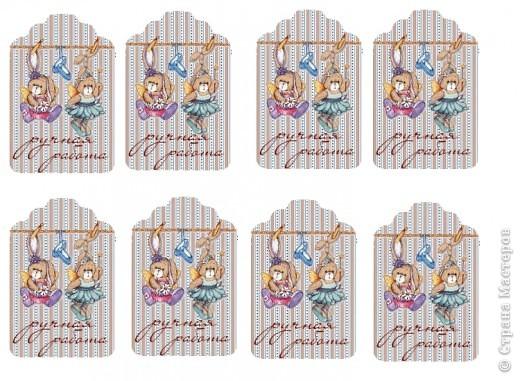 Бирочки для игрушек 3 фото 6