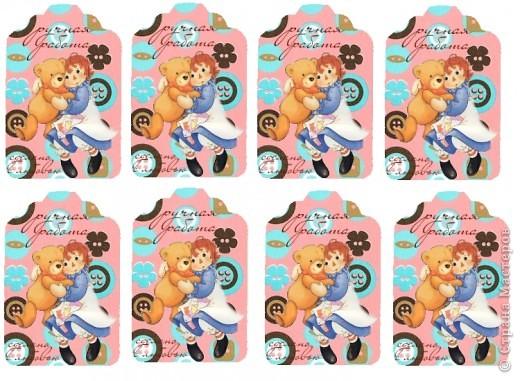 Бирочки для игрушек 3 фото 10