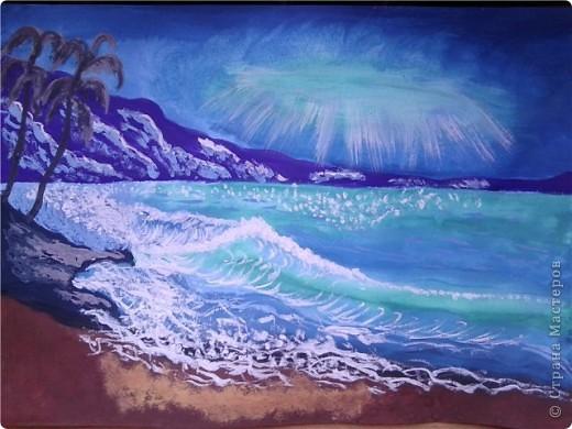 Спасибо Галёне за такие подробные МК!!! Прибрежная пальма http://stranamasterov.ru/node/193097 фото 2