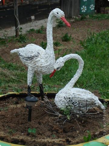 Поделки для сада из монтажной пены своими руками фото - Поделки