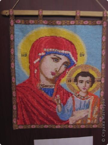 Картина панно рисунок Пасха Бисероплетение Иконы из бисера Бисер фото 4.