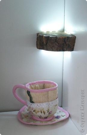 Декоративный светодиодный светильник полочка. фото 1