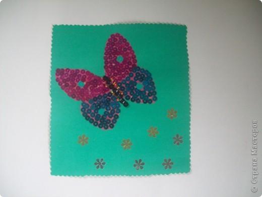 Бабочки-оригами. фото 2