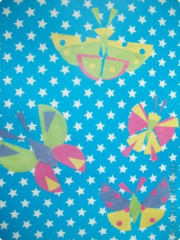 Бабочки-оригами. фото 3