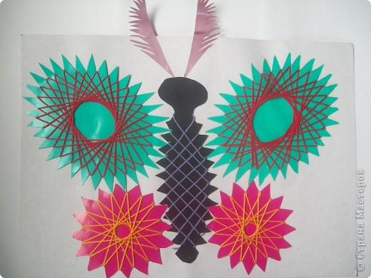 Бабочки-оригами. фото 5