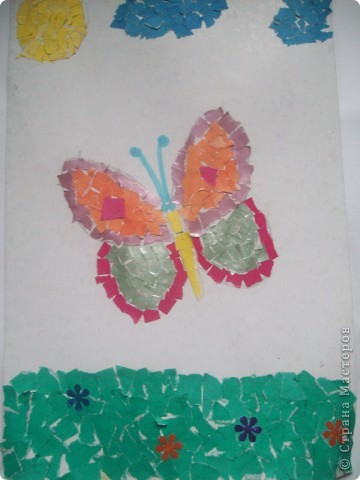 Бабочки-оригами. фото 10
