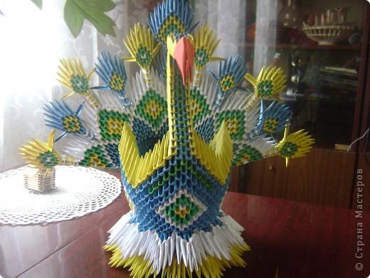 Моё модульное оригами!!! фото 1