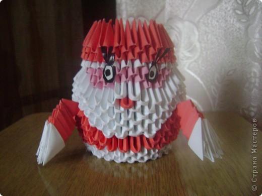 Моё модульное оригами!!! фото 2