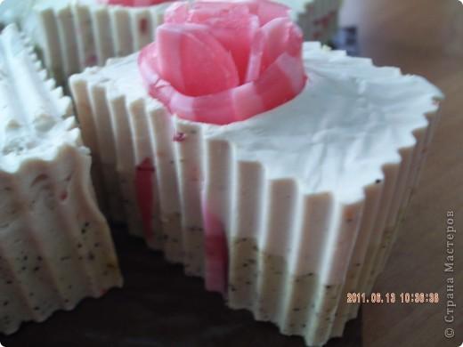 Вторая попытка изготовления мыла фото 2
