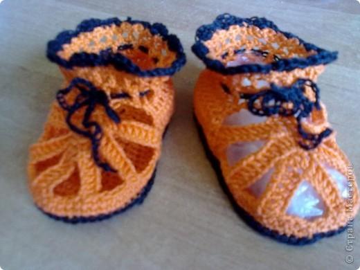 голубые туфельки фото 3