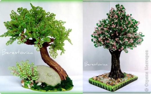 Деревья-переделки фото 1