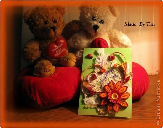Весенние открытки фото 3