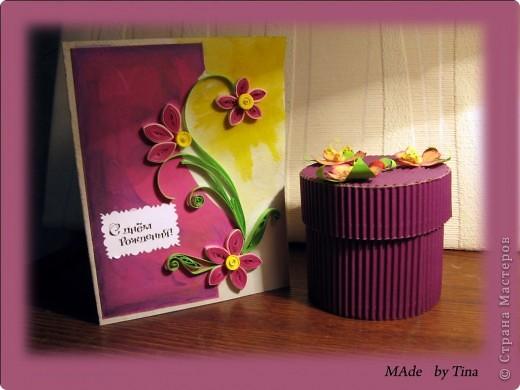 Весенние открытки фото 6