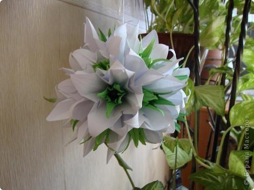 Белые лилии. Вдохновитель - Мэри Бонд