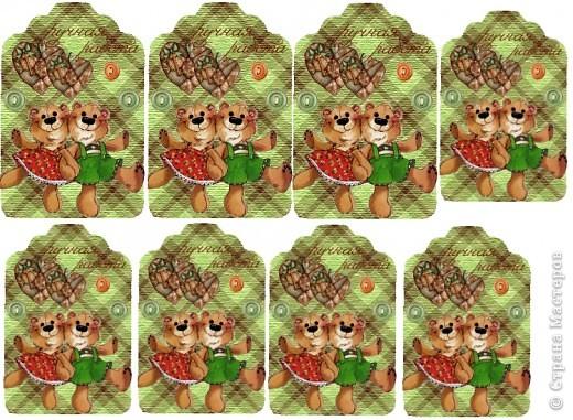 Бирочки для игрушек 3 фото 32