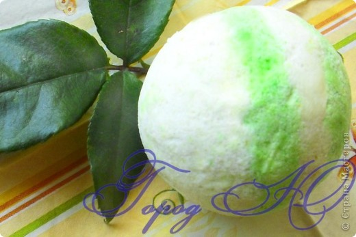 Мятное яблочко фото 1
