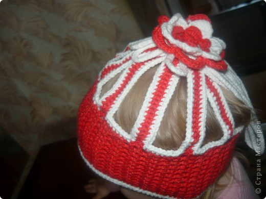 Вязание крючком - Повязка на