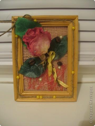 Панно с розами фото 1