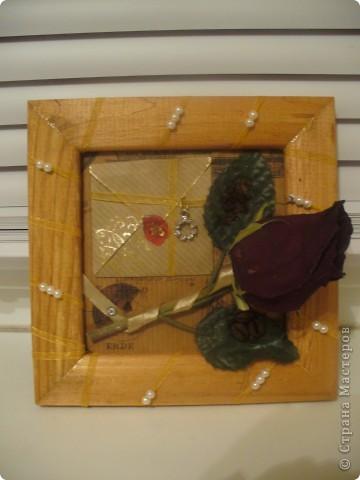 Панно с розами фото 2