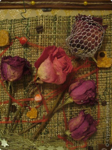 Панно с розами фото 5