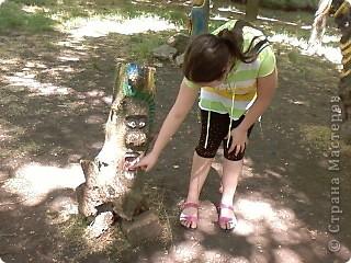 Мы возле входа в Зоопарк фото 29