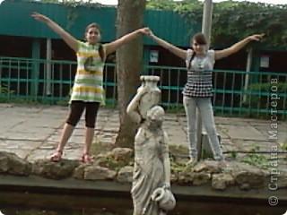 Мы возле входа в Зоопарк фото 41