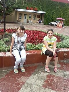 Мы возле входа в Зоопарк фото 1