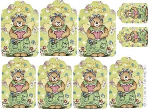 Бирочки для игрушек 3 фото 38