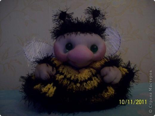 кукляшка- пчёлка в детский сад  фото 1