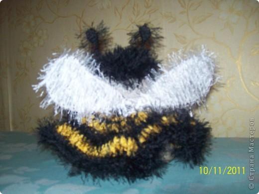кукляшка- пчёлка в детский сад  фото 2