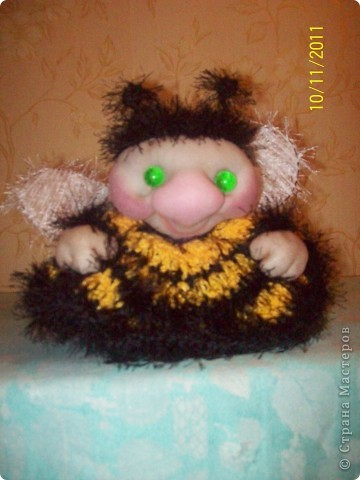 кукляшка- пчёлка в детский сад  фото 3