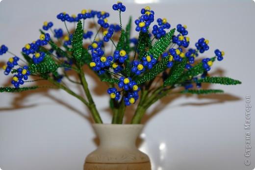 Букетик полевых цветов. фото 2