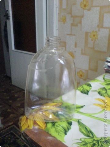 Декупаж баночки от жидкого мыла!! фото 3