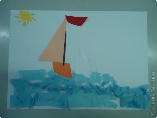 Парус одинокий в тумане моря голубом... фото 5