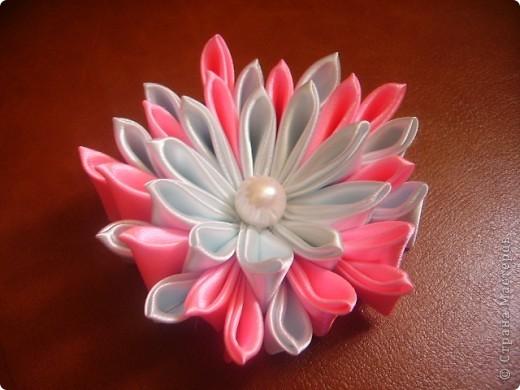 Мой самый первый цветочек, корявенький, а хотела хризантемку. фото 1