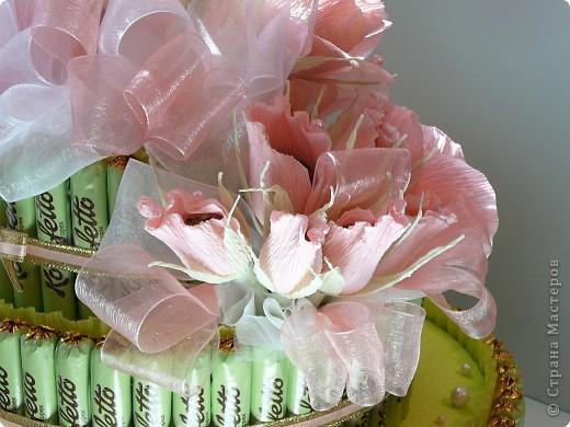 Торт свадебный. фото 4