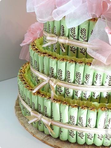 Торт свадебный. фото 5