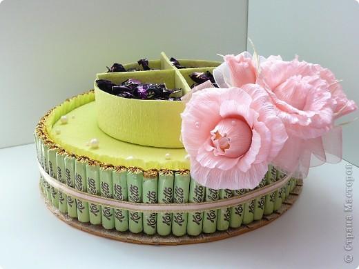 Торт свадебный. фото 9